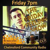 The Friday Feeling - @CCRFeelFriday - Mo Stone - 20/03/15 - Chelmsford Community Radio