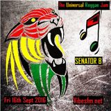 Universal Reggae Jam Fri 16th Sept 2016