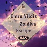 Emre Yıldız feat. Zoidiva - Escape (OUT NOW )