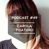 Mute/Control Podcast #49 - Carola Pisaturo
