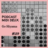 Podcast #159 - Go Hiyama