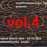 tospitimetaparaxena radioshow@innersound-radio vol.4 /19-10-2013