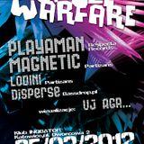 "Magnetic - ""Jungle Warfare 5"" promo set"
