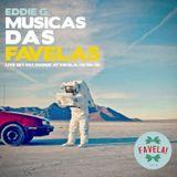 Musicas das favelas live set recorded at favela! (19/04/15)