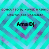 Concurso Dj Novel Madrid - Ama Dj