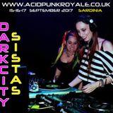 DarkCity Sistas - Acid Punk Royale 2017 Promo Mix