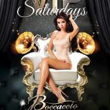 May 14th, 2016 Boccaccio Vip Saturdays