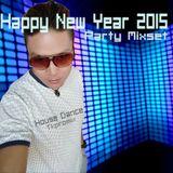 HNY Party Mixset 2014 - 2015