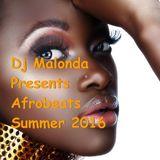 Afrobeats Summer party 2016