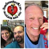 """Jackie """"The Joke Man"""" Martling talks about comedy, his life his book 10-12-17"""
