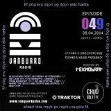 VANGUARD RADIO Episode 049 with TEKNOBRAT - 2017-04-08th CHUO 89.1 FM Ottawa, CANADA