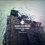 The Soul Sociedad Collective - Live on Andrew Meza's BTS Radio ('07)