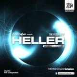tranception 19 [The Return of Heller] @ Acadana (MM Minimano Session)