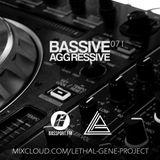 Bassive Aggressive 071 @ Bassport.fm - 27.01.2019