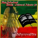 Ninja Ryders Sound Presents Cultural Mystic 25 The Empowerment Edition