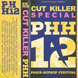 Paris Hip Hop's mix by Cut Killer (2017)