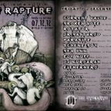 Recorded at Pokora Soundsystem and MethLab present THE RAPTURE 07/12/2012