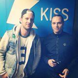 Sigma (3 Beat Records, Hospital Records) @ DJ Hype Radio Show, Kiss 100.0 FM (16.04.2014)