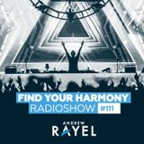 Find Your Harmony Radioshow #111 (incl. Corti Organ Guestmix)