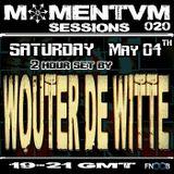 Momentvm Sessions 020 - Wouter de Witte - 2013-05-04