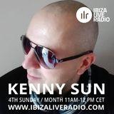 Live@Ibizaliveradio.com Ibiza White 103.7 FM - Kenny Sun - Radio Show - 2018 - 07 - 22