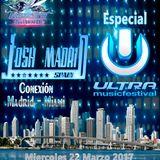 Josh Madrid 22-3-17 Especial UMF en Activitysound.com