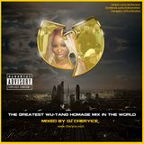 Wu Tang Homage mixed by Chery Ice