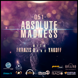 Franzis-D Guest Absolute Madness 51 @ Tm-Radio.com (Jan 23, 2013)