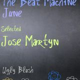 The Beat Machine  June'11  (Mixed Jose Martyn)
