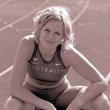 Katrina Webb OAM - Gold, Silver & Bronze winning 3 times Paralympic athlete.