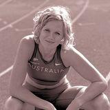 Katrina Webb OAM - Gold, Silver & Bronze winning 3 times Paralympic athlete.