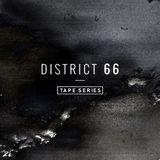 District 66 Tape Series #006 by Clark Davis