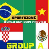 Sportszone's World Cup 2014 Preview: Group A