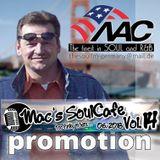 Macs SoulCafe Vol.14  06-2018  Too Funky In Here