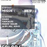 Migue (Tributo Publik) @ Recover 7-4-2018