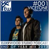 Elderwood Studio Podcast #001 - End of year mix