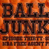 Ball Junk Podcast Episode #37: NBA Free Agent Frenzy