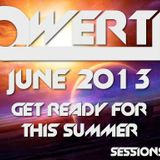 June 2013 - QWERTY (D. Delgado) Sessions 2013