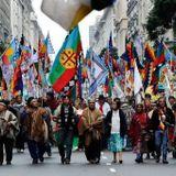 2016-11-25 Columna de Darío Aranda Criminalización a Mapuches/Actividad en Misiones hoy 25-11
