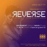 REVERSE [funky/soulful] | 10.18 @Monarch