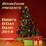 Ed Ministrate @ BoomZoom Presents Bibbi's B-Day Bash (Schwarzer Adler, Memmingen) 2014-12-24 - Live