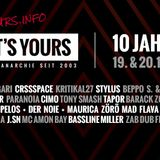 It's Yours Radioshow 04.12.2013 Pt.2 w/ Soundtrack Special