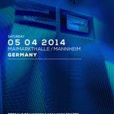 John Digweed @ Time Warp Mannheim - 05 April 2014