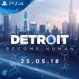 Adam Williams Interview (Quantic Dream) Detroit Become Human (Playstation 4 May 25th)