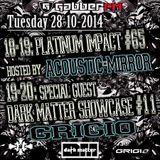The Antemyst - Platinum Impact 65 (Gabber.fm) 28-10-2014