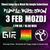 Purple Haze Show - MOZDJ @ NuJungle.Com (03 February 2017)