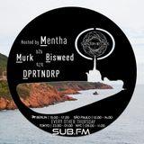 Mentha b2b Bisweed b2b Murk b2b DPRTNDRP - Subaltern Radio 26/10/2017 on SUB.FM