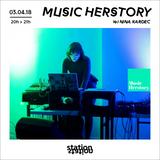 Music Herstory #7 w/ Nina Kardec