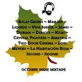 Ostras pedrín octubre indie mixtape