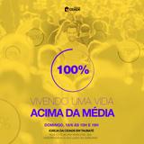 VIVENDO ACIMA DA MÉDIA - PASTORA VIVIAM RIBEIRO